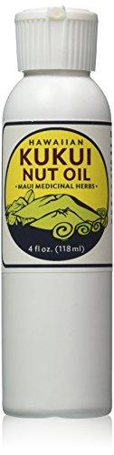 Hawaiian Kukui Nut Oil From Maui Hawaii