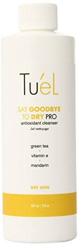 Tu'el Skincare Say Goodbye To Dry Cleanser, 8 Ounce