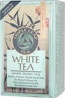 White Tea 20 Bags (Peony Herbal Tea)