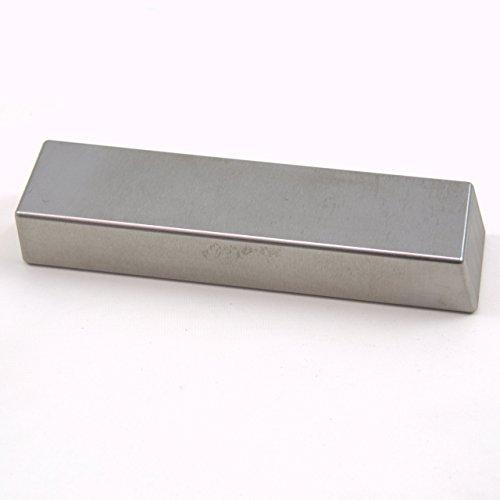 Tungsten Ergonomic Bucking Bar BB-7: 1.50 lbs, Angled Face 5/8
