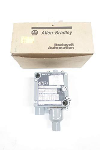 ALLEN BRADLEY 836T-T253J Pressure Control Switch 12-150PSI 120-600V-AC D662935
