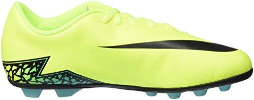 Nike Pojkar Jr Hypervenom Phade Ii Fg-r Fotboll Cleat Volt / Svart-hyper Turquise-clr Jade