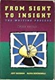 From Sight to Insight, Rackham, Jeff, 0155010999