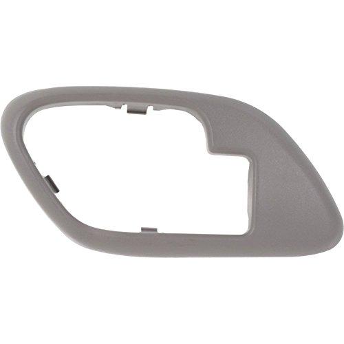 Door Handle Case for C/K Full Size Pickup 95-02/Suburban 95-99 Front Left Side Inside Gray Plastic