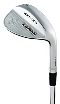 Tour Edge Exotics CB Pro S Wedge Steel Forged Golf Club