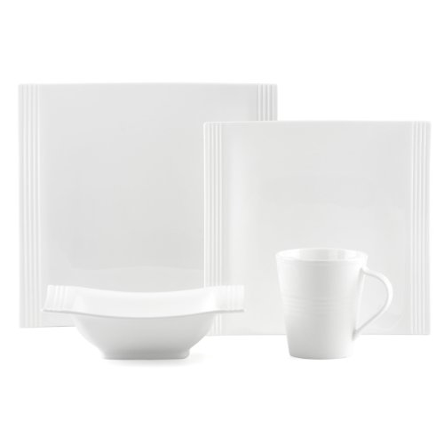 Lenox Tin Can Alley Square 4-Piece Place Setting