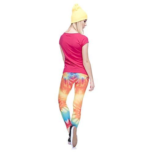 Pantaloni donna Lybtrouser alta da leggings ad elasticit n7qwwAOv8W