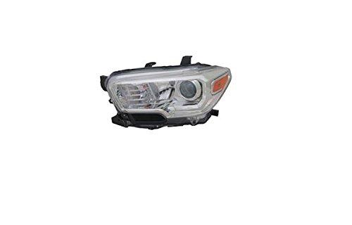 - TYC 20-9750-00-1 16-17 Tacoma BASE/SR H.L LH Headlight