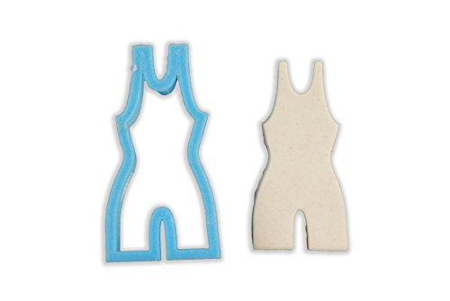Wrestling Uniform Cookie Cutter - LARGE - 4 Inches (Wrestling Bend)