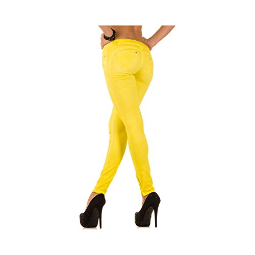 Best Best Jeans Donna Giallo Best Giallo Jeans Donna Emilie Emilie Emilie Jeans AnWBEB