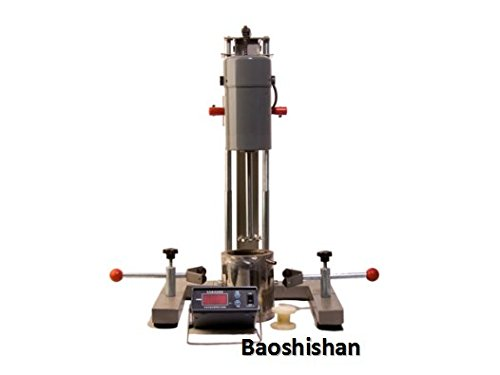 FS-1100D high speed grinding and dispersing machine coating and printing ink dispersion machine for chemical lines by Baoshishan
