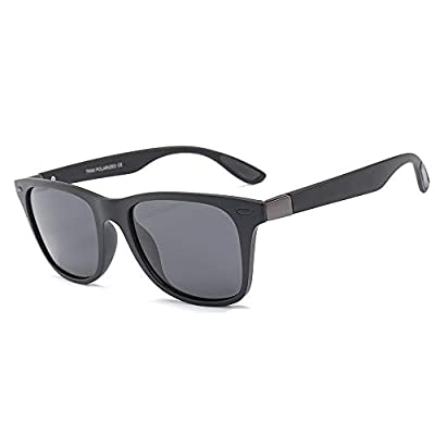 FeliciaJuan Adult Glasses TR90 Glasses Frame TAC1.1 Polarized Sunglasses Women Men Riding Driving Glasses