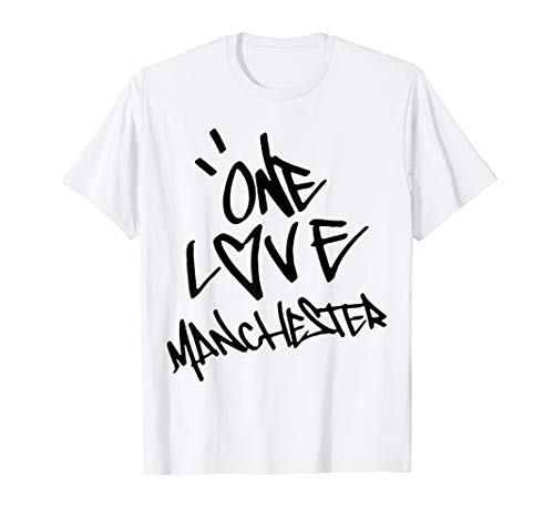 One Love Manchester T-Shirt - Deluxe ()