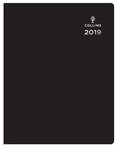 Collins CP6743 - Agenda 2019, A4, diseño de día a página ...