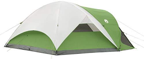 Coleman Evanston 8-Person Tent with Screen Room (Renewed)