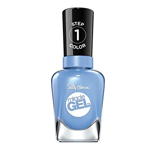 Sally Hansen Miracle Gel Nail Polish, Sugar Fix, Pack of 1