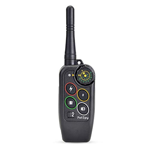 PetSpy M686 Extra Remote Transmitter - Replacement Part for Dog Training Collars M686 and M686B
