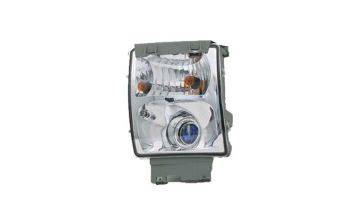 Depo 332-2013L-AQ Cadillac STS Driver Side Front Signal Lamp