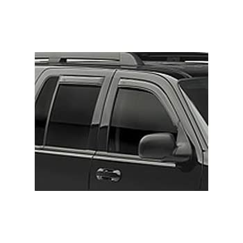 Fits 4Runner Pickup Auto Ventshade 192097 Ventvisor In-Channel Deflector 2 pc
