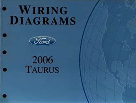 2006 ford taurus wiring diagrams amazon com books 2006 Ford Taurus Engine Diagram