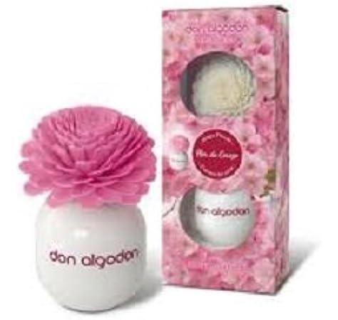 DON ALGODÓN Velas y Esencias para el Hogar, DIFUSOR Pompon Flor Cerezo 50ML: Amazon.es: Belleza