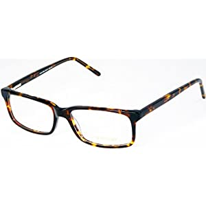 New Caravaggio C405 Eyeglasses Plastic Frame Brown / Tortoise Women glasses