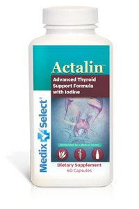 Actalin Thyroid Supplement (30 Day Supply)