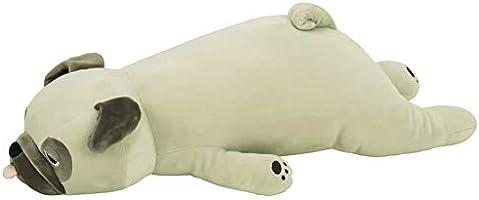 リブハート(Livheart) 抱き枕 パグのハナ 55x22x12cm