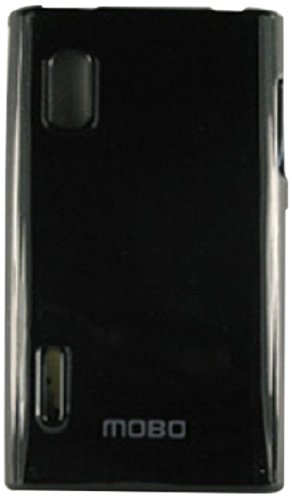 MOBO Glitter TPU Phone Case for LG Optimus L5 - Retail Pa...