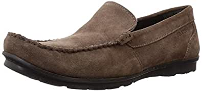 Ruosh Casual Men's Loafers & Moccasian 41 EU Shoes, Brown