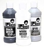 Bob Ross Gesso- 3 Colors