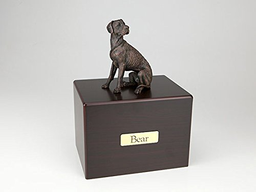 Ever My Pet Great Dane Economy Bronze Series Dog Pet - Great Urn Dane