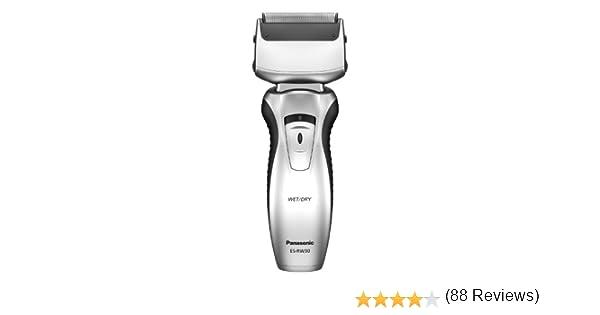 Panasonic ES-RW30 - Afeitadora en seco o húmedo, funciona con batería: Amazon.es: Salud y cuidado personal