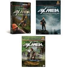 Ax Men: The Complete Seasons 1, 2, & 3
