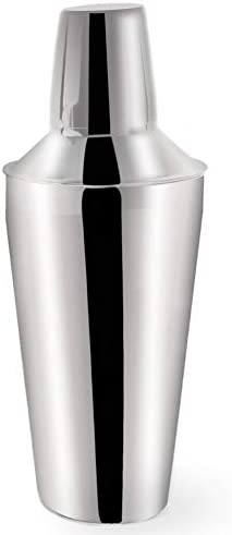 ORION Edelstahl Cocktail Shaker Mixer Wein Martini Trinken Shaker für Barkeeper Bar 0,75L