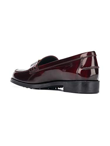 Loafers Brown Tod's Xxw0ru0ai90shag839 Leather Women's qzAZwX