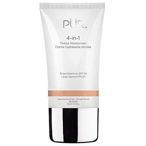 PÜR 4-in-1 Tinted Moisturizer in Tan, 1.7 Ounce