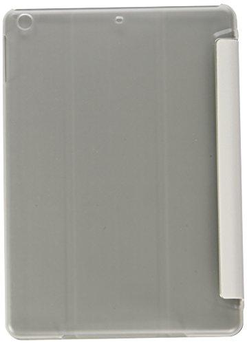 Fonex BOOKCY943W 9.7 Folio Blanco funda para teléfono móvil - Fundas para teléfonos móviles (Folio, Apple, Ipad 5 Air 9.7, 24,6 cm (9.7), Blanco)