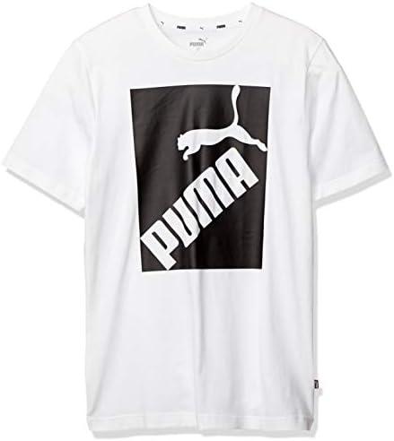 [プーマ] 半袖シャツ BIG LOGO メンズ