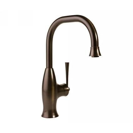 Graff G-4830-OB Bollero Kitchen Pull Down Faucet, Olive ...