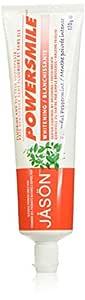 Jason Natural Powersmile Fluoride-Free Toothpaste, 6 oz (Pack of 4)