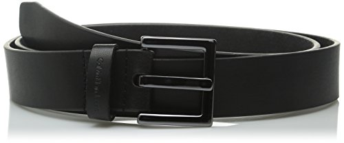 Calvin Klein Denim Belt (Calvin Klein Women's Jeans Belt,Black,Medium)