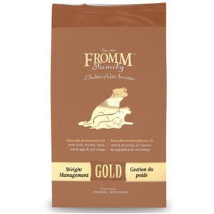 Fromm Gold Dog Food Weight Management (5 - Coast Sweet