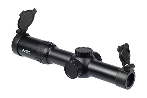 Primary Arms SLx6 1-6x24mm SFP Rifle Scope Gen III - Illuminated ACSS-300BO/7.62x39