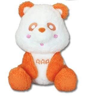 AAAえ~パンダ ふさふさBIGぬいぐるみ1 橙 オレンジ 西島隆弘 単品