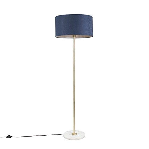 Etwas Neues genug QAZQA Modern Stehleuchte/Stehlampe/Standleuchte/Lampe/Leuchte Kaso &YM_26