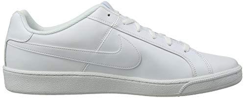 Nike Herren Court Royale Sneakers, Weiß (White / White), 38.5 EU 6