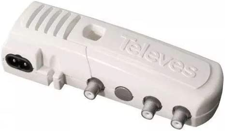 Televes 550101 - Fuente alimentación 12v/200ma EU