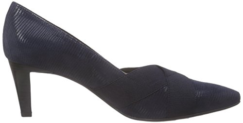 Peter Kaiser Women's Malana Closed Toe Heels Blue (Navy Liz 294) pjCgw6