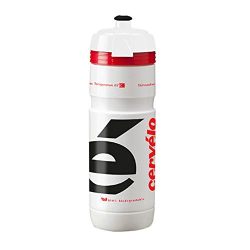 2x CERVELO TEAM ELITE CORSA WATER BOTTLES/BIDONS: (pair)